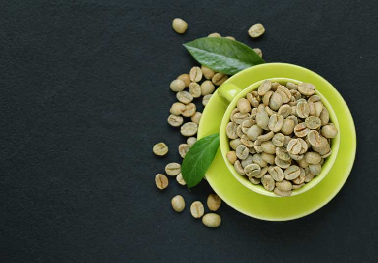green coffee extract pills for weight loss