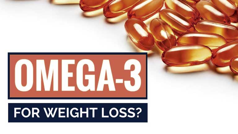 omega 3 fish oil for weight loss