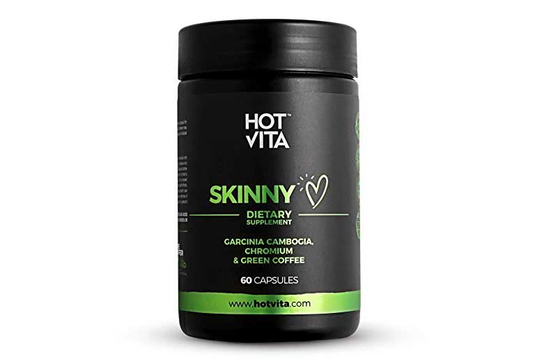hot vita skinny with garcinia for weight loss