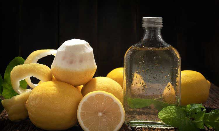lemon extract for weightloss